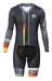 Santini Speedshell Road Speedsuit Men red